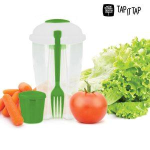 kuva Salad to Go Muovinen Salaatti Kulho