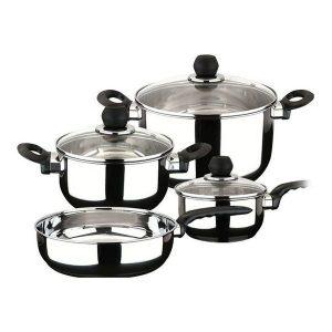 kuva Set of pressure cookers Magefesa D221200 (2 pcs) Ruostumaton teräs