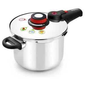 kuva Set of pressure cookers Monix M790005 (2 pcs) Ruostumaton teräs
