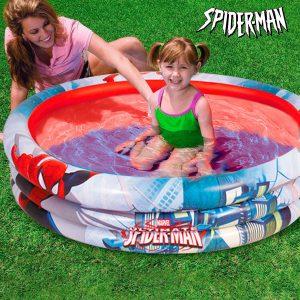 kuva Spiderman Puhallettava Kahluuallas