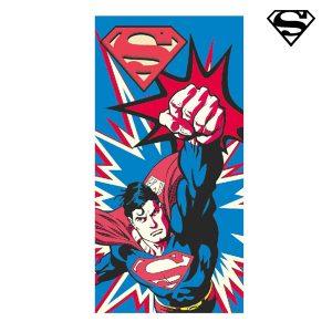 kuva Superman Rantapyyhe