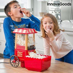kuva Sweet & Pop Times Popcorn-kone 1200W Punainen