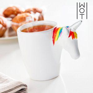 kuva Yksisarvinen Muki Kahvalla