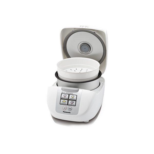 kuva riisinkeitin Panasonic 222655 750W 1.8L Valkoinen
