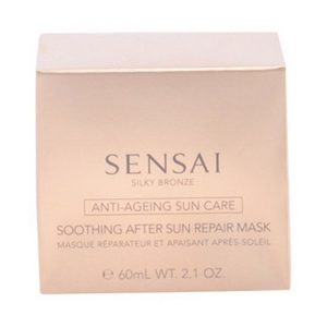 kuva After Sun Sensai Silky Bronze Mask Kanebo (50 ml)