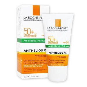 kuva Auringonsuojageeli Anthelios Dry Touch La Roche Posay Spf 50 (50 ml)