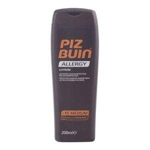 kuva Aurinkoemulsio Allergy Piz Buin Spf 15 (200 ml)