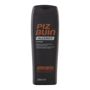 kuva Aurinkoemulsio Allergy Piz Buin Spf 50 (200 ml)