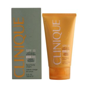 kuva Aurinkoemulsio Sun Facebody Clinique SPF 15 (150 ml)