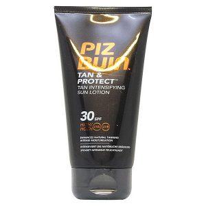kuva Aurinkoemulsio Tan & Protect Piz Buin Spf 30 (150 ml)