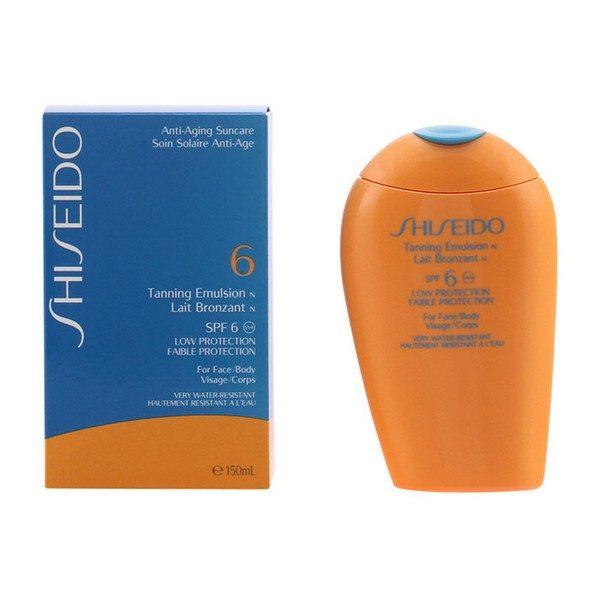 kuva Aurinkopuuteri Tanning Shiseido Spf 6 (150 ml)