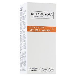 kuva Aurinkosuoja Bella Aurora SPF 100+ (40 ml)