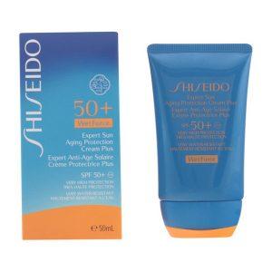 kuva Aurinkosuoja Expert Sun Aging Protection Shiseido Spf 50 (50 ml)