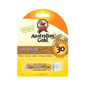 kuva Aurinkosuoja Lip Balm Australian Gold SPF 30 (4