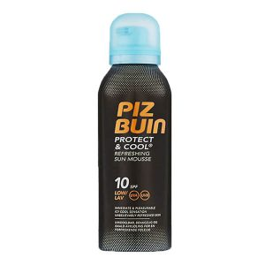 kuva Aurinkosuoja Protect And Cool Piz Buin (150 ml)