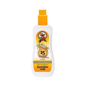 kuva Aurinkosuojageeli Sunscreen Spray Australian Gold SPF 15 (237 ml)