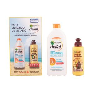 kuva Aurinkosuojasetti Sensitive Delial SPF 50+ (2 pcs)