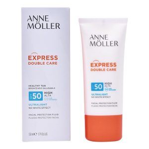 kuva Aurinkosuojavoide Express Double Care Anne Möller Spf 50 (50 ml)
