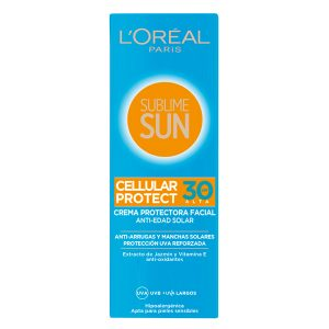 kuva Aurinkovoide Sublime Sun L'Oreal Make Up Spf 30 (75 ml)