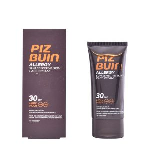 kuva Kasvojen aurinkovoide Allergy Piz Buin SPF 30 (50 ml)