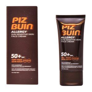 kuva Kasvojen aurinkovoide Allergy Piz Buin Spf 50 (50 ml)