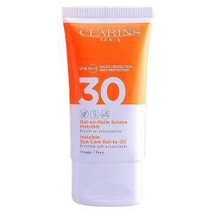 kuva Kasvojen aurinkovoide Solaire Clarins Spf 30 (50 ml)