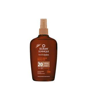 kuva Kuivaöljy Sun Lemonoil Ecran SPF 20 (200 ml)