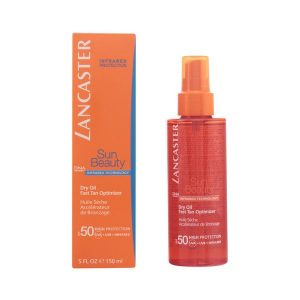 kuva Rusketusöljy Sun Beauty Dry Touch Lancaster SPF 50 (150 ml)