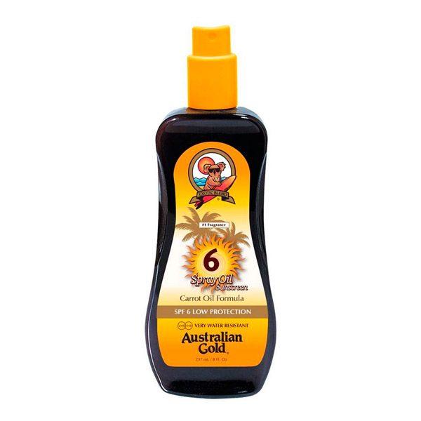 kuva Rusketusöljy Sunscreen Australian Gold SPF 6 (237 ml)