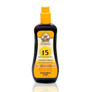 kuva Rusketusöljy Sunscreen Hydrating Australian Gold SPF 15 (237 ml)