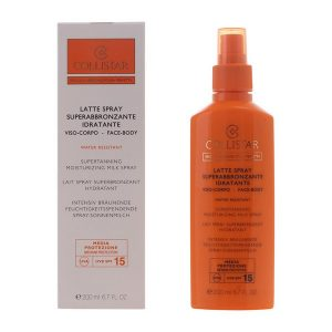 kuva Rusketussuihke Perfect Tanning Collistar Spf 15 (200 ml)