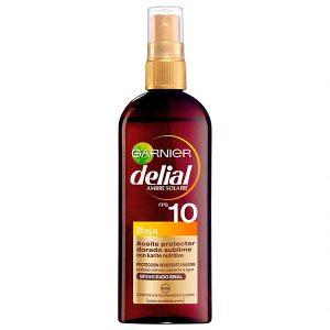 kuva Suojaava öljy Delial SPF 10 (150 ml)