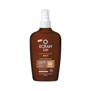 kuva Suojaava öljy Ecran SPF 30 (200 ml)